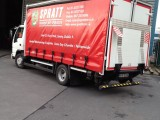 Spratt Transport Services Truck